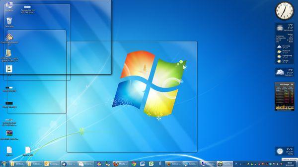 Taskwechsel mit ALT-TAB unter Windows 7