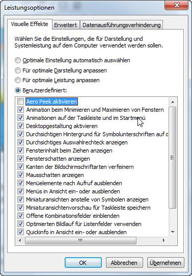 Taskwechsel mit ALT-TAB unter Windows 7 - 5