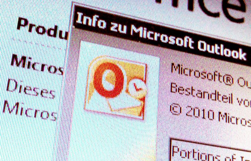 Outlook-Einstellungen übertragen