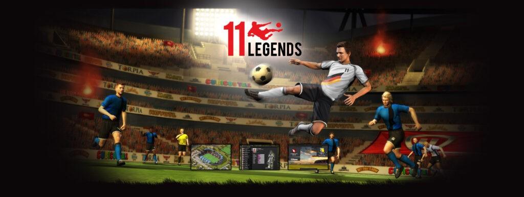 Fußballmanager (Bild: 11legends)