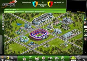 Fußballmanager-Simulation (Bild: Goalunited)