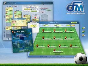 Onlinefussballmanager (Bild: OFM)