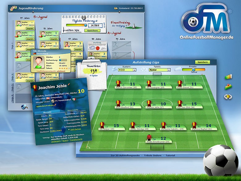 Fußball Online Manager
