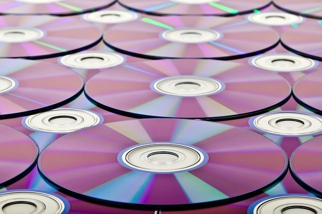 Mac-CDs und DVDs am PC