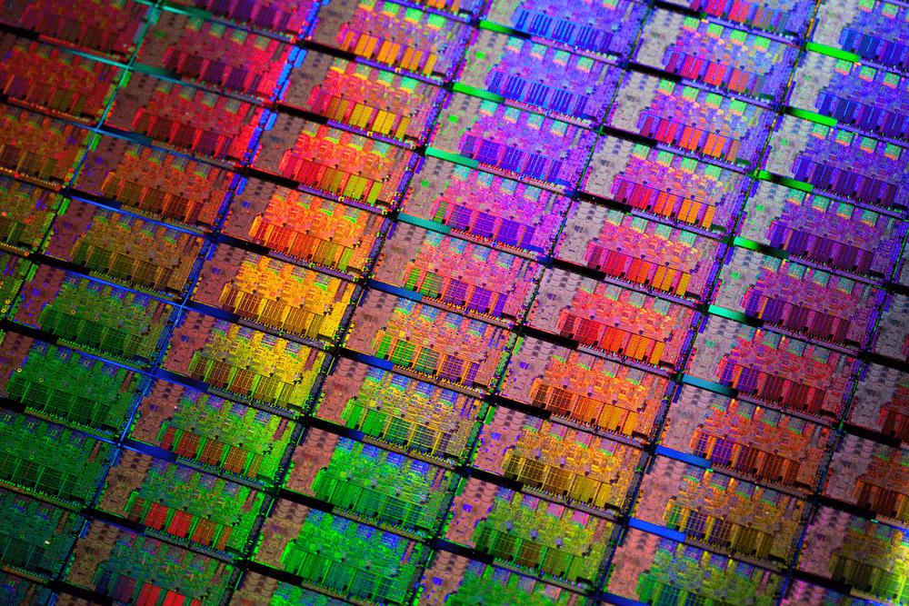 CPU-Cores (Bild: Intel)