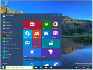 Windows 10 in der VM