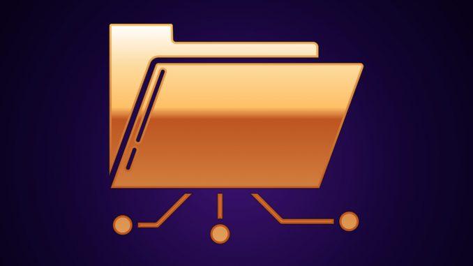 Ordner-Symbol (Bild: Sazhnieva Oksana/bigstock.com)