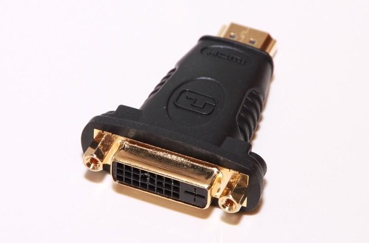 Adapter für HDMI auf DVI
