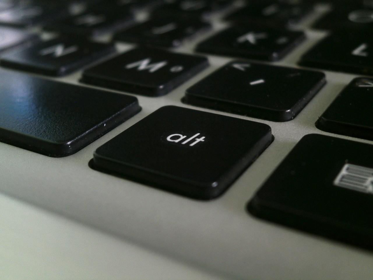 Einen Aufzählungspunkt mit der Tastatur erstellen