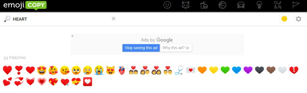 herz emoji