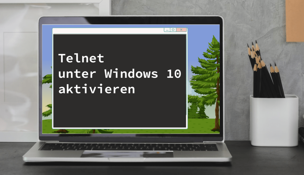 telnet windows 10