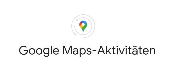 Google Maps Verlauf ansehen und löschen