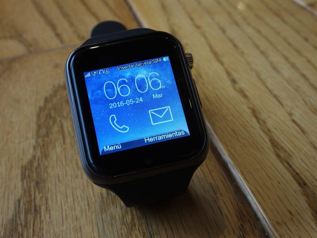 Elektronische Uhren: eine weitere Anwendung für die COB Technologie.