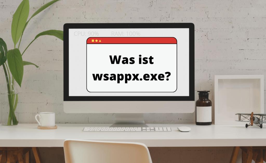 Wsappx Was Ist Das