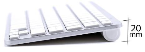 CSL Tastatur Seite
