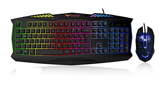 HAVIT HV-KB562CM LED Gaming Tastatur