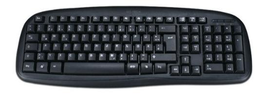 MS-Tech LT-277U Tastatur