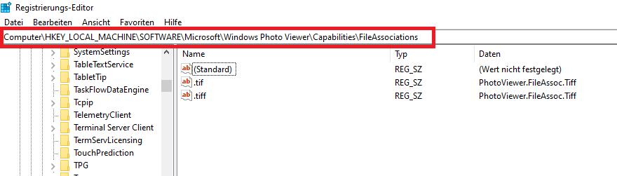 windows 10 fotoanzeige