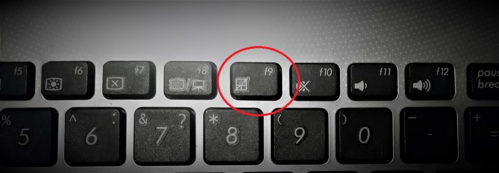 laptop tastatur