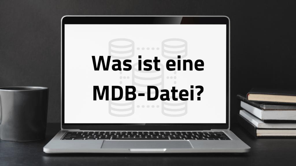 mdb datei