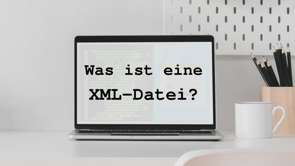 xml datei