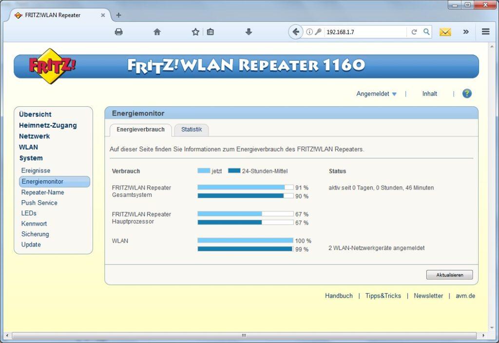 Fritzz1160 Energiemotor