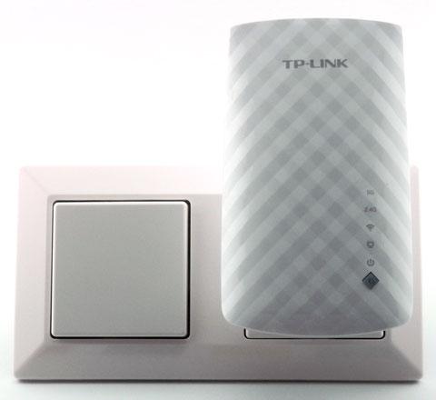 Test TP LINK RE200