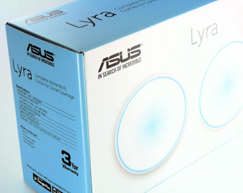 ASUS Lyra MAP-AC2200 in Originalverpackung