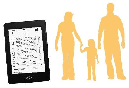 Kindle-Typberatung-Familie